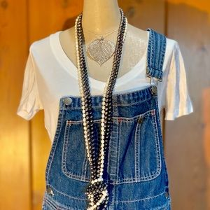 NWOT Free people Overalls
